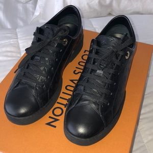 Authentic Louis Vuitton shoe